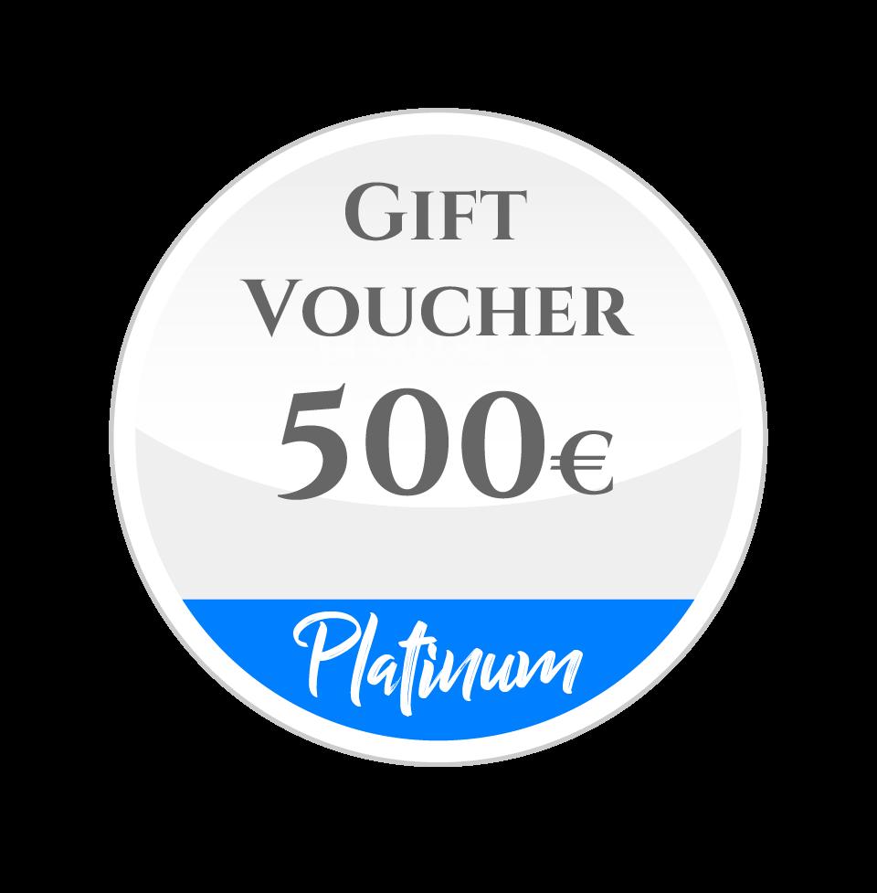 SG Gift Voucher Platinum