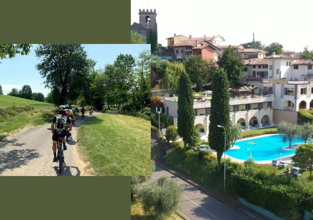 Soggiorno E-Bike tour – Hotel Porta del Sole – Garda