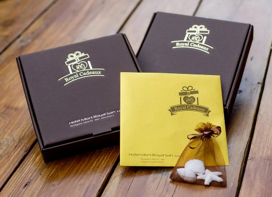 Spese di Spedizione con Giftbox